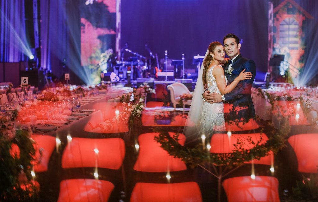Pancho Magno & Max Collins | Wedding