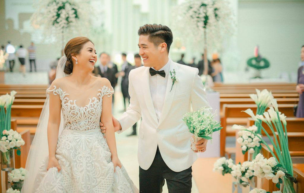 Paul Jake Castillo & Kaye Abad | Wedding