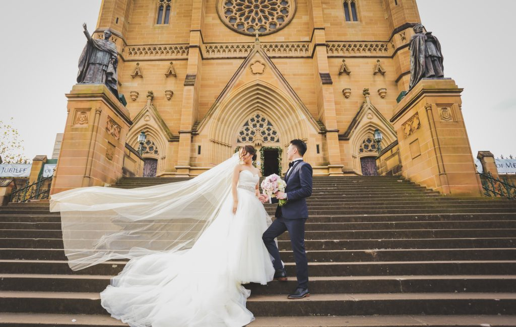 Joel & Sarah (Sydney, Australia)