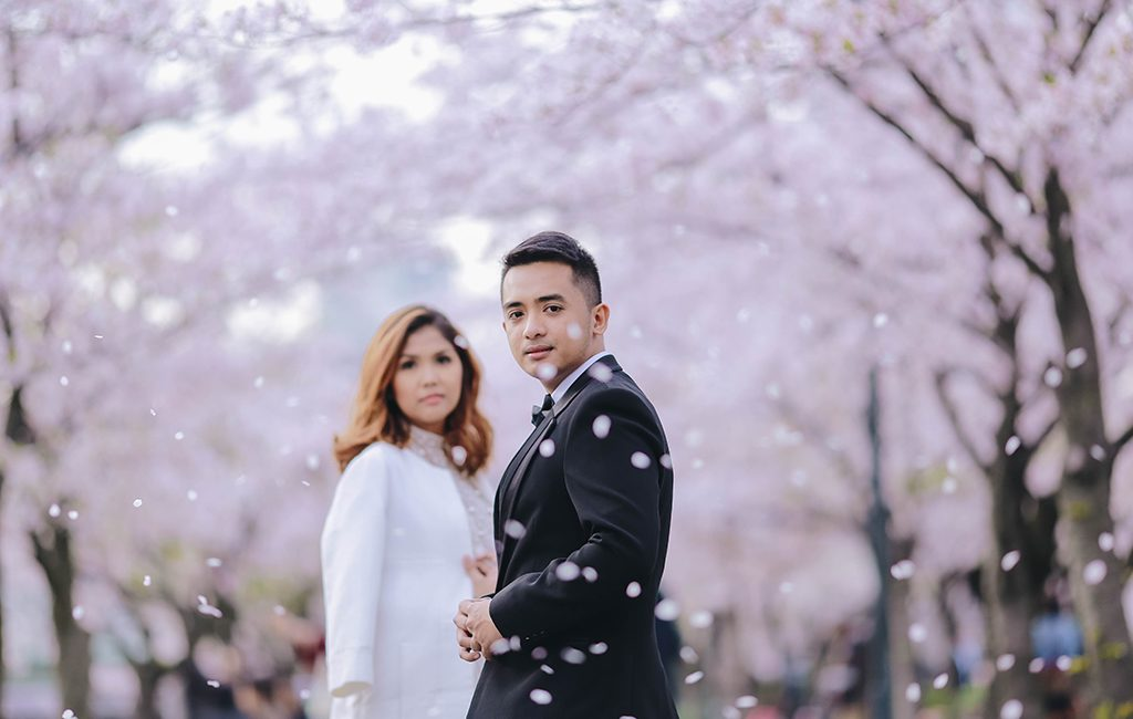 Philip & Angelie (Japan)