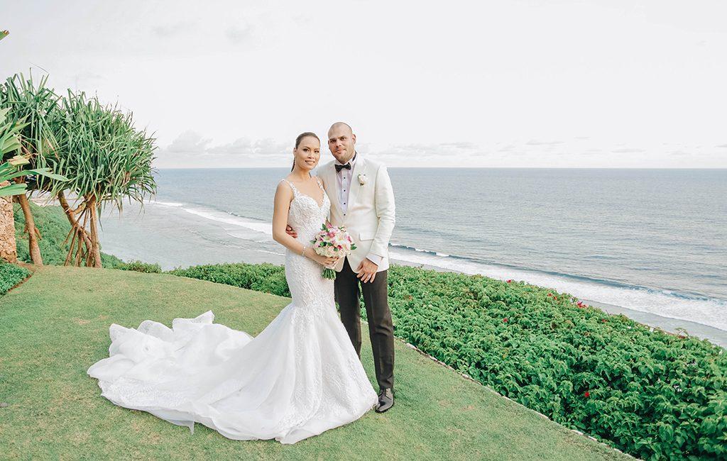 Gerhard & Maria Kristine (Bali, Indonesia)