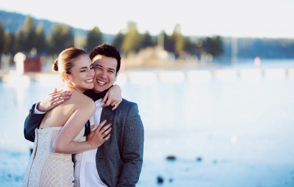 John Prats and Isabel Oli