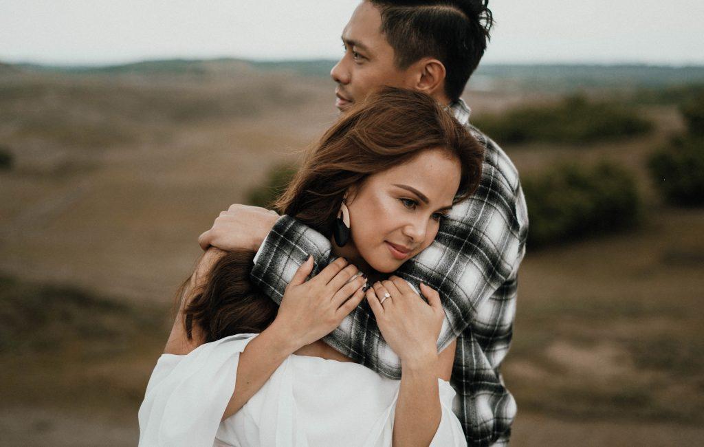 Luis Garcia & Nikki Valdez