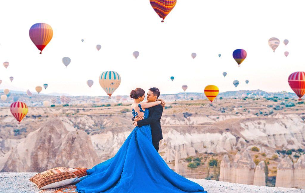 JC & Pia (Turkey)