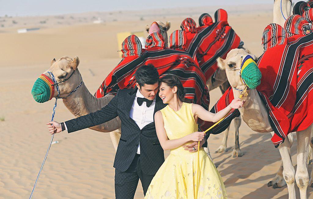 Dingdong & Marian (Dubai)