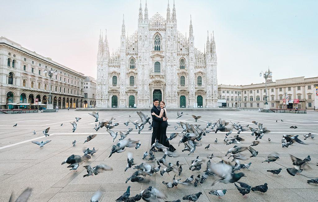 Alfred & Yasmine (Italy)