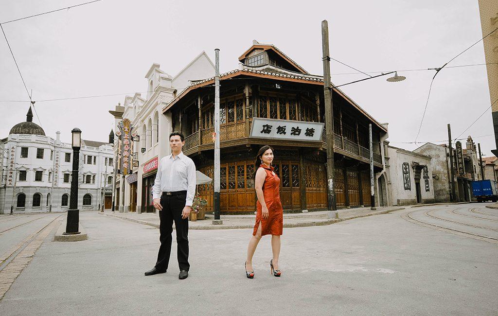 Luis & Chinky (China)