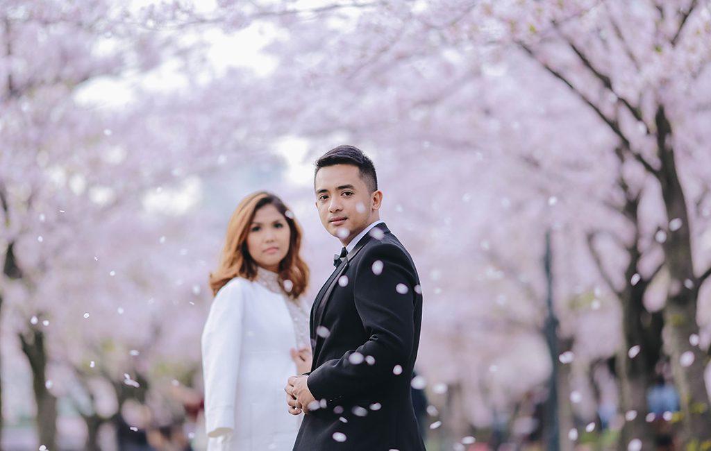 Philip & Angelie (Japan)