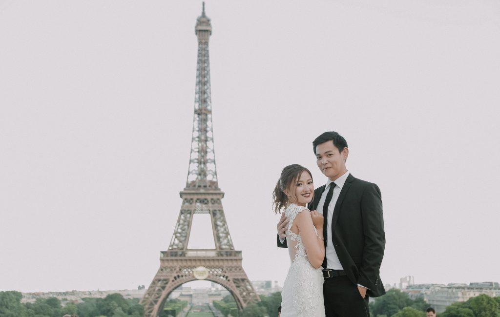 Leandro & Alysse (Paris)