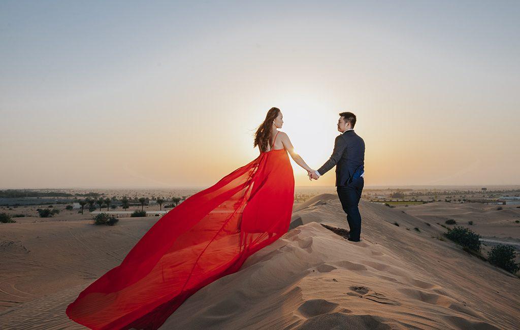Tom & Aisah (Dubai)